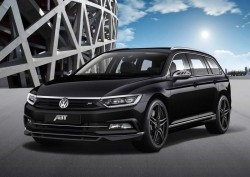 2015 Volkswagen Passat by ABT. Image by ABT.