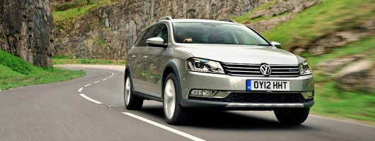 Week at the wheel: Volkswagen Passat Alltrack. Image by Volkswagen.