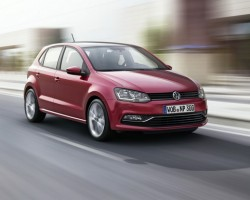 Incoming: Volkswagen Polo. Image by Volkswagen.