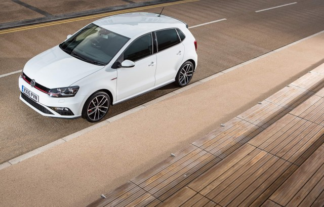 Driven: Volkswagen Polo GTI. Image by Volkswagen.