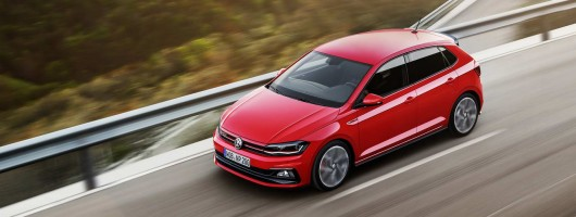 New Volkswagen Polo includes 2.0-litre GTI. Image by Volkswagen.