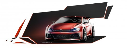 Volkswagen Motorsport to take new Polo rallying. Image by Volkswagen.