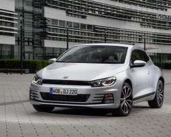 2014 Volkswagen Scirocco. Image by Volkswagen.