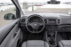 2015 Volkswagen Sharan. Image by Volkswagen.