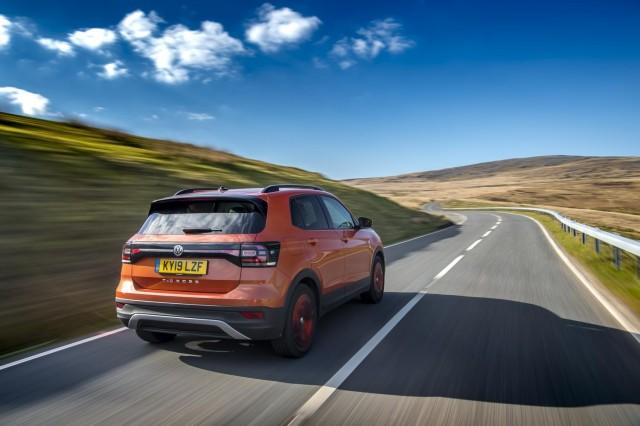 Driven: Volkswagen T-Cross. Image by Volkswagen UK.
