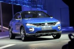 2014 Volkswagen T-ROC concept. Image by Newspress.