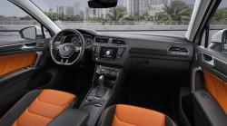 2015 Volkswagen Tiguan. Image by Volkswagen.