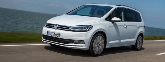 First drive: Volkswagen Touran. Image by Volkswagen.