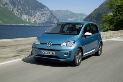 2016 Volkswagen up! Image by Volkswagen.