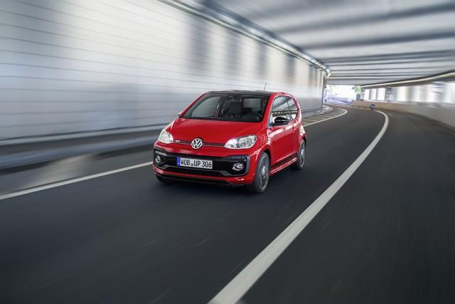 Driven: Volkswagen up! GTI. Image by Volkswagen.