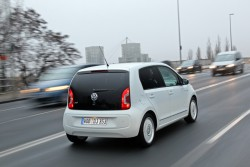 2012 Volkswagen up! five-door. Image by Volkswagen.