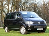 2010 VW Caravelle. Image by Dave Jenkins.