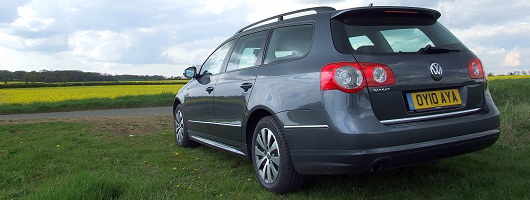 Week at the Wheel: VW Passat Estate BlueMotion | Car Reviews | by Car Enthusiast