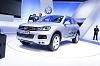 2010 VW Touareg.