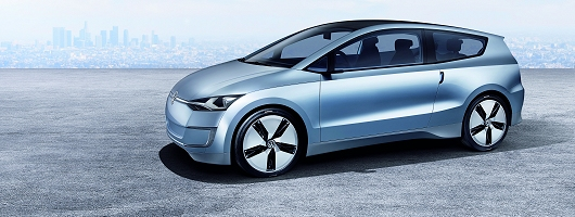 Video: VW Up! Lite concept from LA Auto Show. Image by VW.