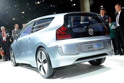 2009 VW Up! Lite concept. Image by United Pictures.