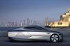 2011 VW XL1 concept. Image by VW.