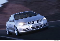 2004 VW Concept C. Image by VW.