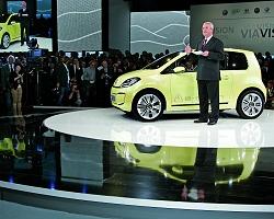2009 Frankfurt Motor Show. Image by VW.