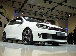 2009 VW Golf GTI. Image by United Pictures.