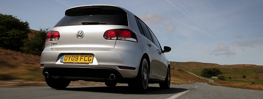 Week at the wheel: VW Golf GTI. Image by VW.