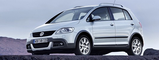 VW launches limited edition Golf Plus. Image by VW.