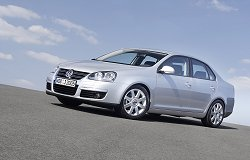 2005 VW Jetta. Image by VW.