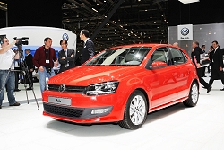 2009 VW Polo. Image by United Pictures.