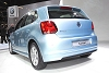 2009 VW Polo BlueMotion.