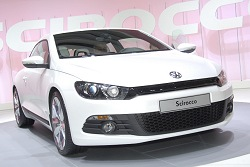 2008 VW Scirocco. Image by United Pictures.