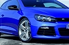 2009 VW Scirocco R. Image by VW.