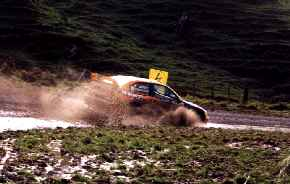 SEAT had their best finish yet in WRC with a fine 3rd place